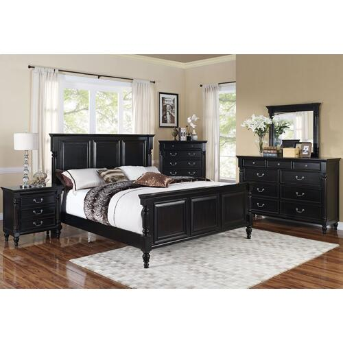 Martinique Queen Bed