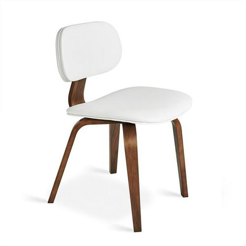 Product Image - Thompson Dining Chair White/walnut