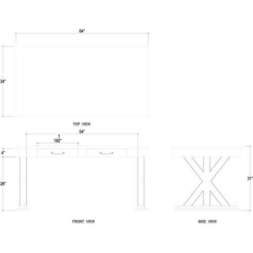 Gallery - Mendocino Desk