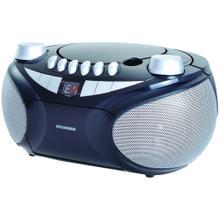 See Details - Portable CD Radio Boom Box