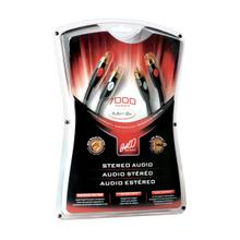 See Details - Stereo Audio 7000 Series High Performance Stereo Audio Cables by Bell'O International Corp.
