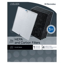 View Product - Oxygen Ultra Air Purifier 1 HEPA Filter and 4 Carbon Filters