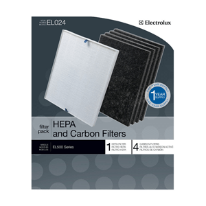 Electrolux - Oxygen Ultra Air Purifier 1 HEPA Filter and 4 Carbon Filters