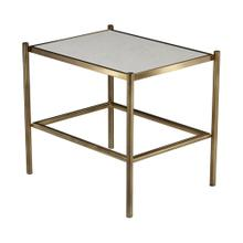 Cameo Rectangular End Table