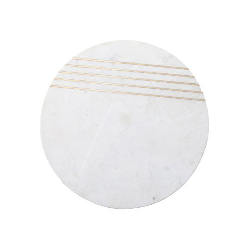Terrace 2pcs Round Nesting Table