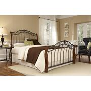 Lucerne Bed - QUEEN Product Image