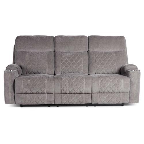 Crawford Manual Reclining Sofa