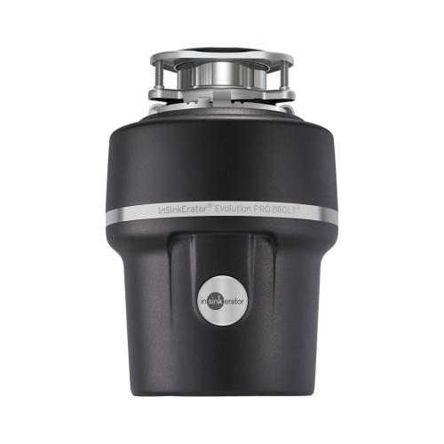 Evolution Pro 880LT Garbage Disposal with Cord, 7/8 HP