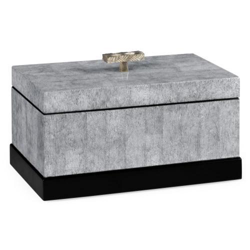 White Smoke Eggshell candy box