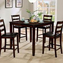 Gloria II 5 Pc. Counter Ht. Table Set