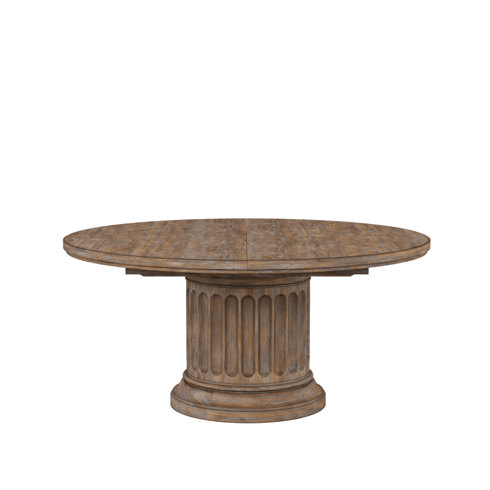 See Details - Architrave Round Dining Table