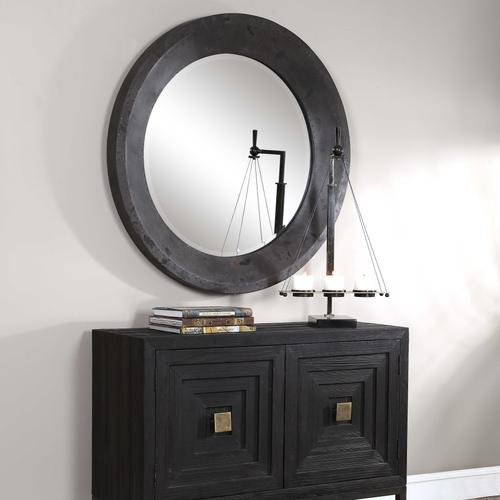 Frazier Round Mirror