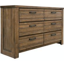See Details - SoHo Drawer Dresser