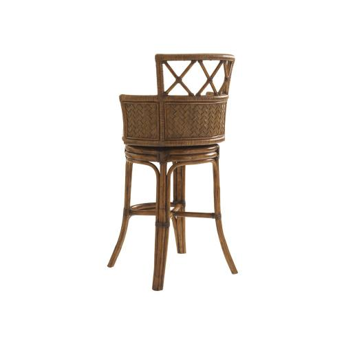 Kamala Bay Swivel Bar Stool