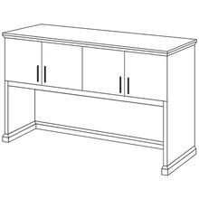 Part-Assembled Hutch