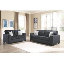 Altari Sofa & Loveseat Slate