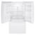 Additional GE® ENERGY STAR® 25.6 Cu. Ft. French-Door Refrigerator