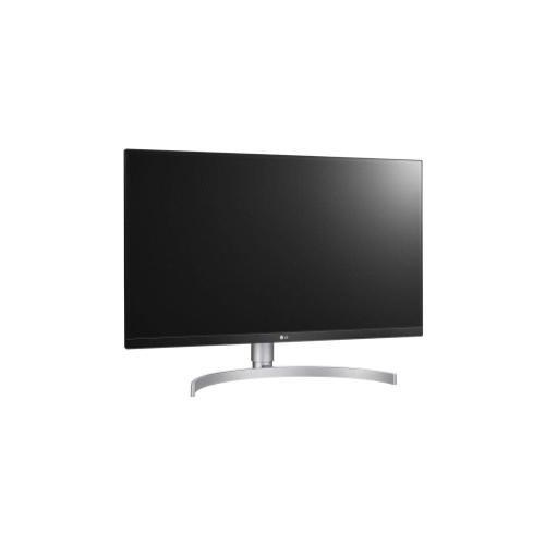 LG - 27'' Class 4K UHD IPS LED Monitor with VESA DisplayHDR 400 (27'' Diagonal)