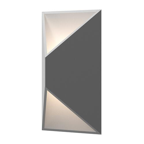 Sonneman - A Way of Light - Prisma LED Sconce [Size=Standard, Color/Finish=Textured Gray]