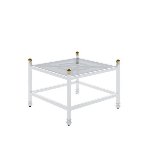 Castelle - Barclay Butera Square Side Table