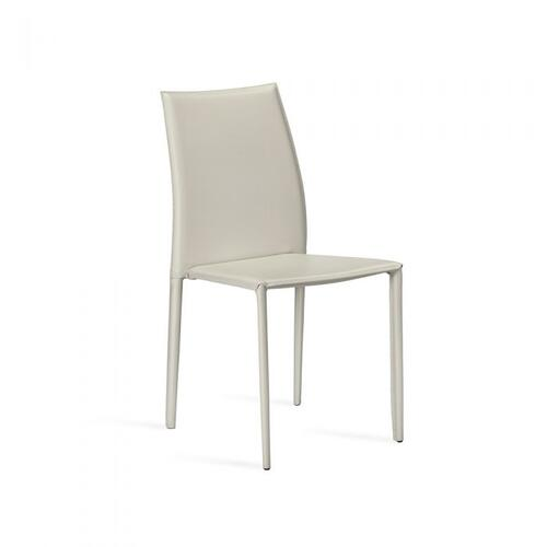 Van Stacking Chair - Grey