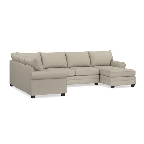 Alexander U-Shaped Sectional