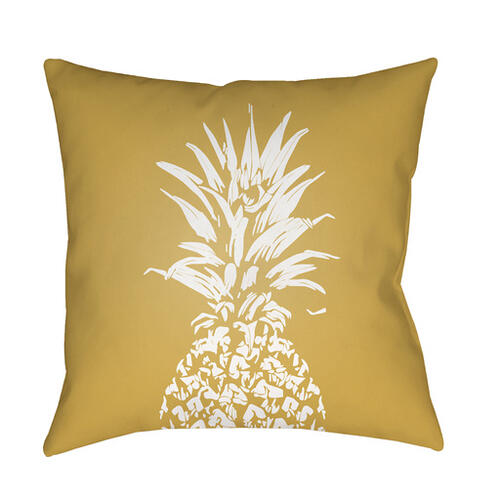 "Surya - Pineapple PINE-001 20""H x 20""W"