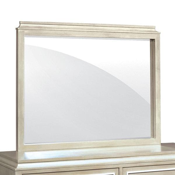 See Details - Haley 6-Drawer Dresser Mirror