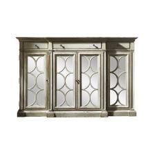 Bahama Sideboard Mirrored Door with Lift