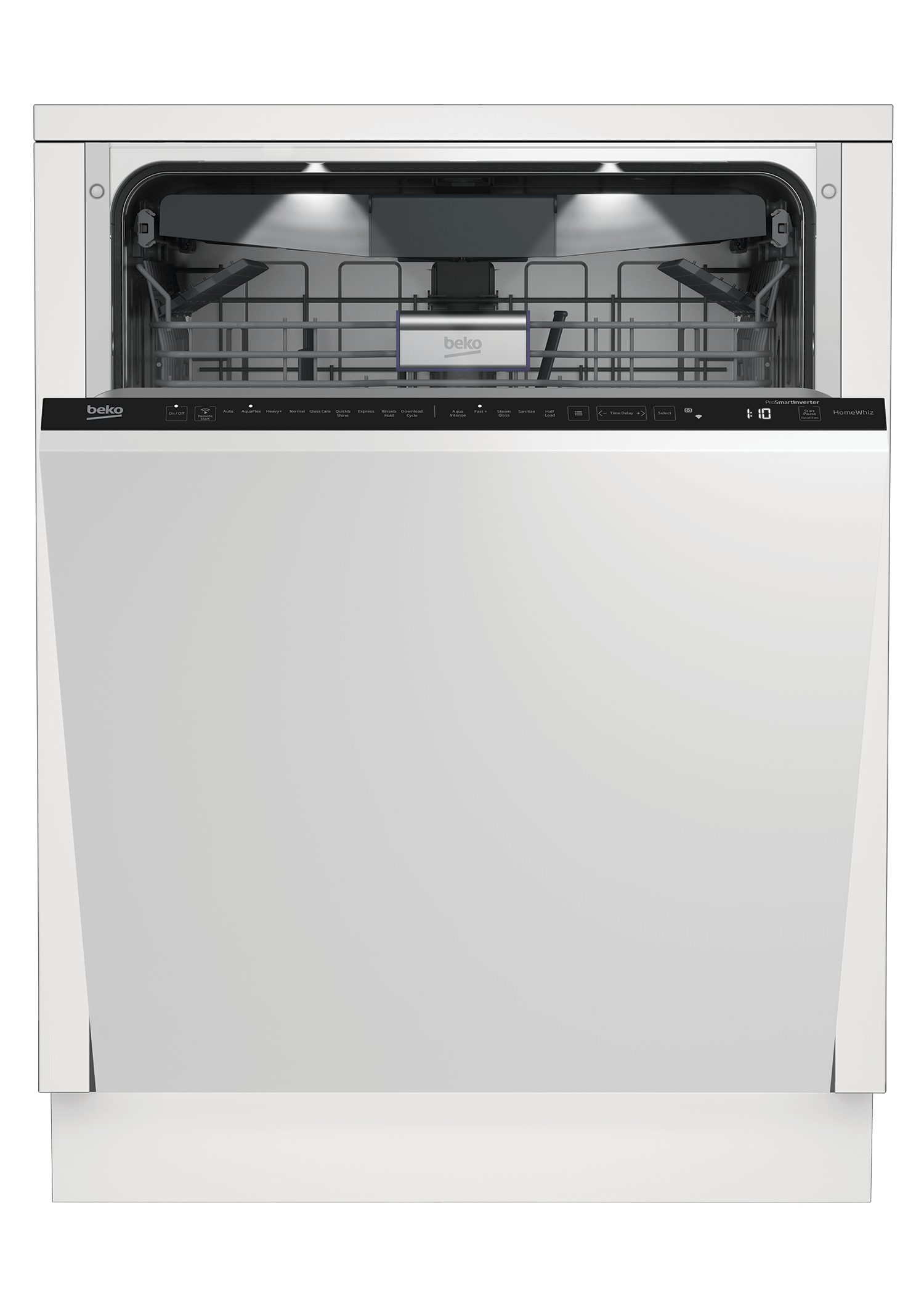 Tall Tub Dishwasher, 16 place settings, 39 dBa, Fully Integrated Panel Ready