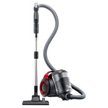 Motion Sync Bagless Canister Vacuum (Vitality Red)