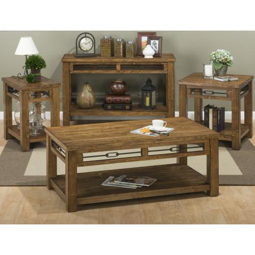 San Marcos Rectangle Sofa Table