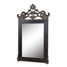 Marbella Black Victorian Mirror