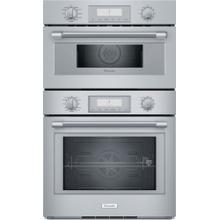 Combination Speed Wall Oven 30'' Professional Stainless Steel PODMC301W