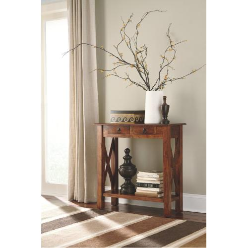 Abbonto Sofa Console Table