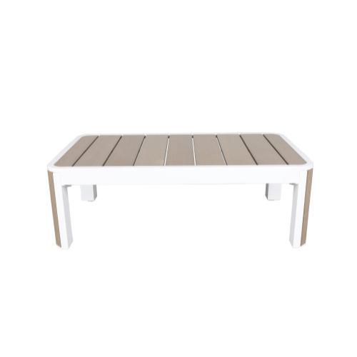 "Deco 43"" x 24"" Rectangular Coffee Table"