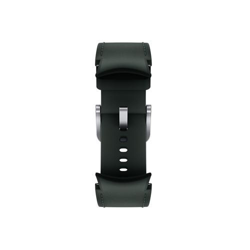Samsung - Galaxy Watch4, Galaxy Watch4 Classic Hybrid Leather Band, M/L, Green