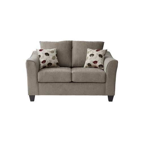 Hughes Furniture - 1225 Loveseat