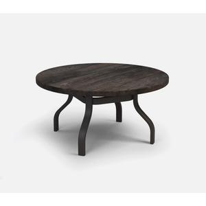 """42"""" Round Chat Table (no Hole) Ht: 21.25"""" 37XX Universal Aluminum Base (Model # Includes Both Top & Base)"""