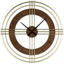 See Details - Ruby Wall Clock