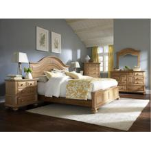 Bryson Arched Panel Bed, Queen