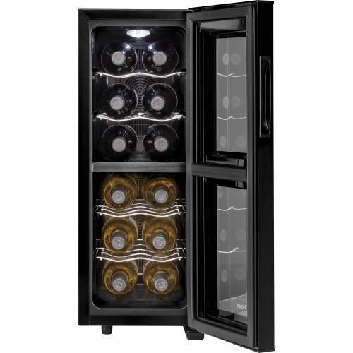 Gallery - 12-Bottle, Dual-Zone Wine Cellar