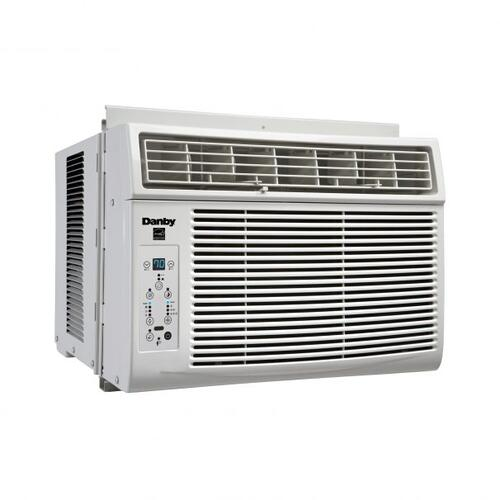 Danby - Danby 12,000 BTU Window Air Conditioner with Follow Me Function