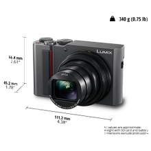 See Details - DC-ZS200 Point & Shoot