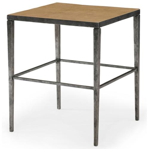 Maitland-Smith - HOBBY SQUARE SIDE TABLE