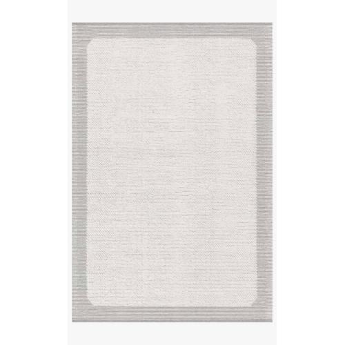 MOR-01 ED Ivory / Grey Rug