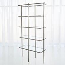 Laforge Etagere-Natural Iron