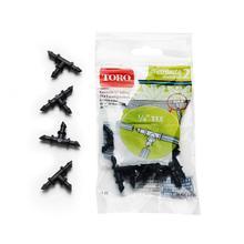 """1/4"""" (.6 cm) Tee (15 pack) (53636)"""