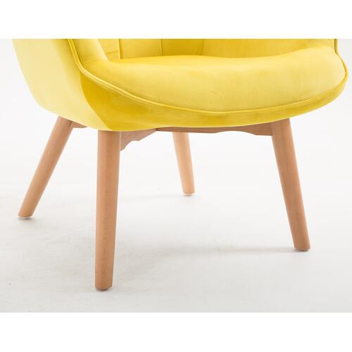 Margo Accent Chair, Golden Yellow U3328-05-01