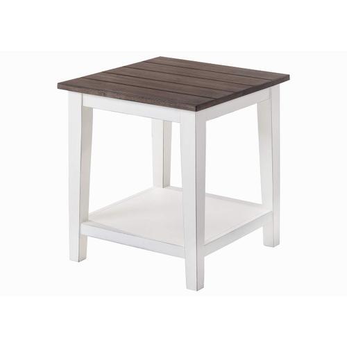 7557 A La Carte End Table